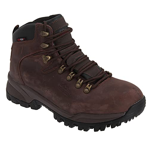 Johnscliffe Mens Canyon Leather Superlight Hiking Boots: Amazon.ca: Shoes &  Handbags