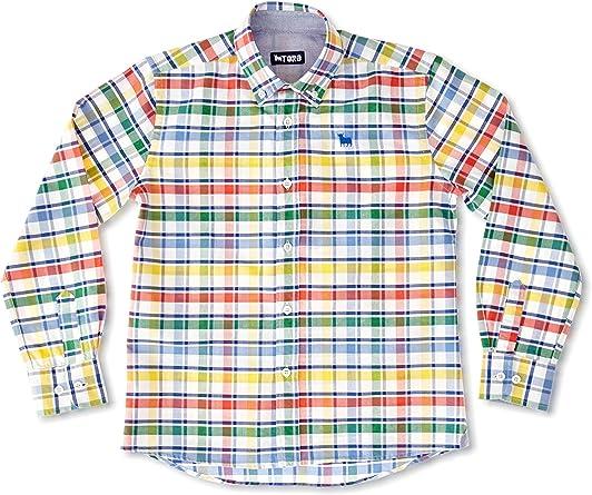 TORO Camisa Estampada Logo Multicolor 12 años (152 cm): Amazon.es: Ropa y accesorios