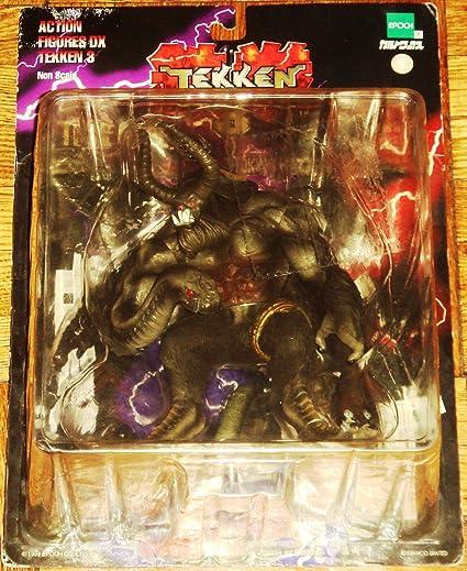 Amazon Com Tekken 3 True Ogre Action Figure Toys Games