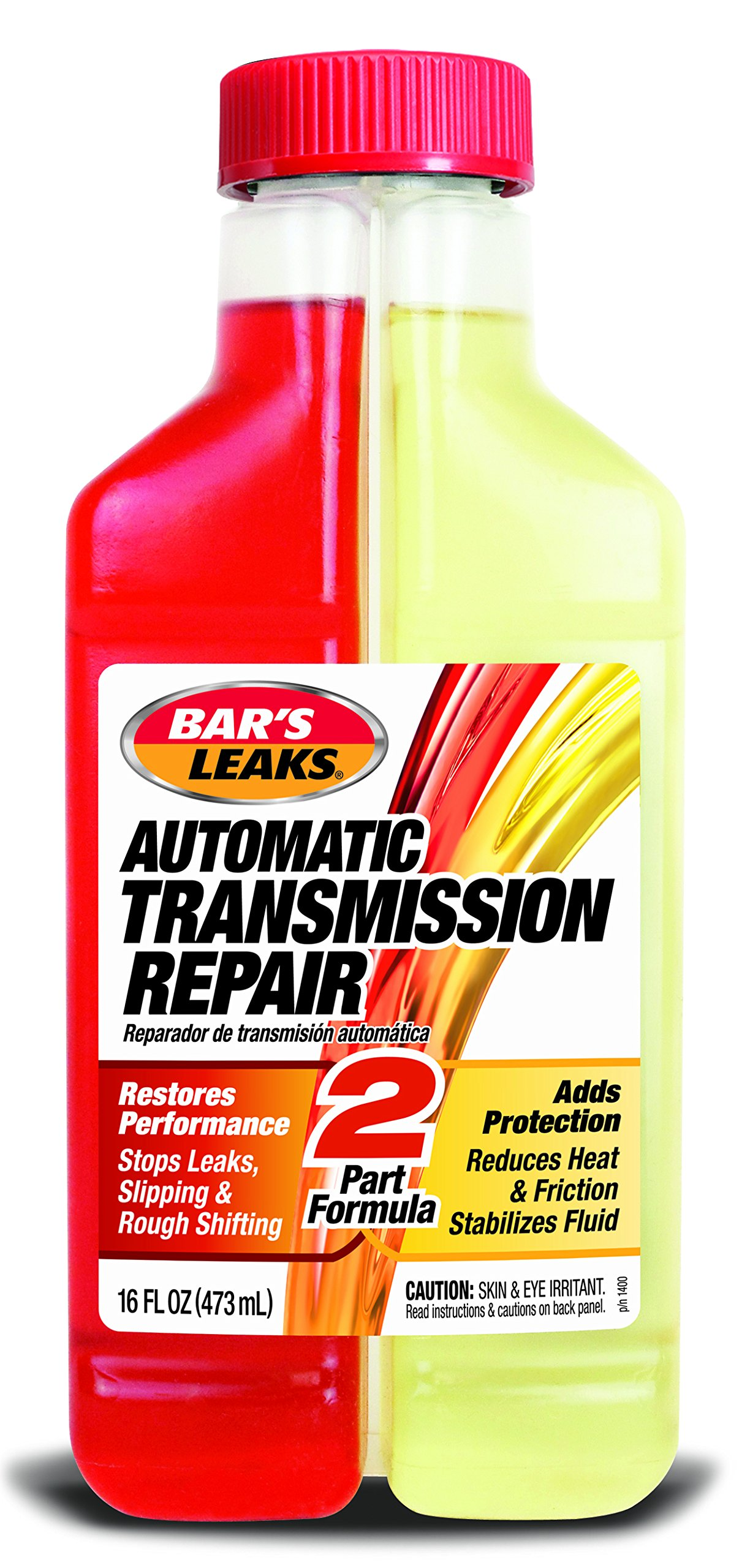 Amazon.com: Bar's Leaks 1400 Transmission Repair-16 oz, 16. Fluid_Ounces:  Automotive