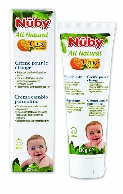 NUBY Citroganix Creme pour le Change 120 gr