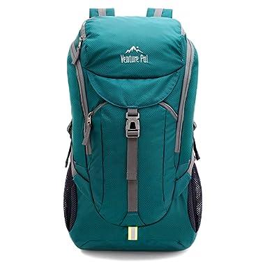 Venture Pal Large Hiking Backpack - Packable Durable Lightweight Travel Backpack Daypack
