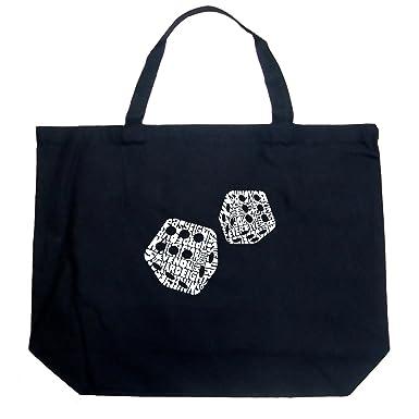 Amazon.com: Large bolsa – Bolsa para Dados rollos diferentes ...