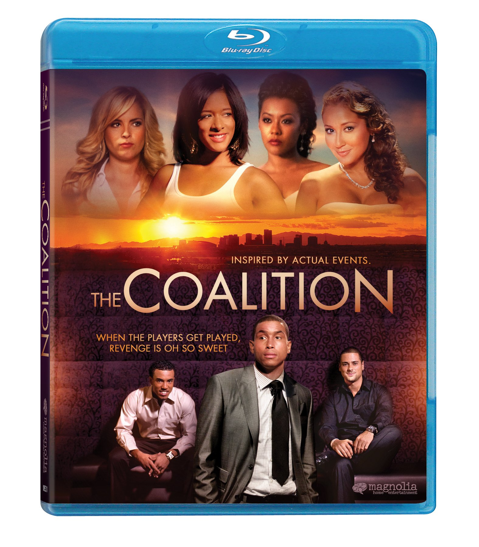 Blu-ray : The Coalition (Dolby, AC-3, Widescreen, Subtitled)