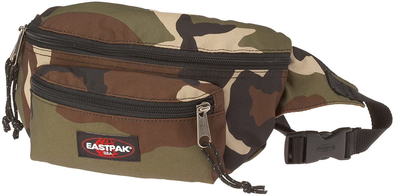 Eastpak - Marsupio Doggy Bag, mimetico (Multicolore) - EK073181