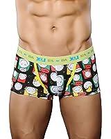 XUBA Homme Low Rise Trunk Boxer slip Sous-vêtements sexy bref 11205/1