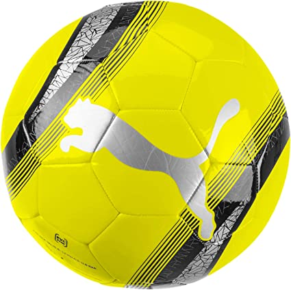 Puma Big Cat 3 Ball Balón, Adultos Unisex, Yellow Alert Black ...