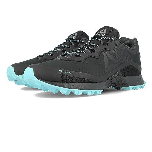 Reebok All Terrain Craze, Zapatillas de Trail Running para Mujer, Negro (Black/Blue Lagoon/Coal 000), 38 EU: Amazon.es: Zapatos y complementos