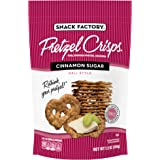 Snack Factory Pretzel Crisps, Cinnamon Sugar, 7.2 Oz Bag