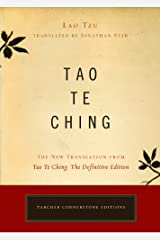 Tao Te Ching: The New Translation from Tao Te Ching, The Definitive Edition (Tarcher Cornerstone Editions) Mass Market Paperback