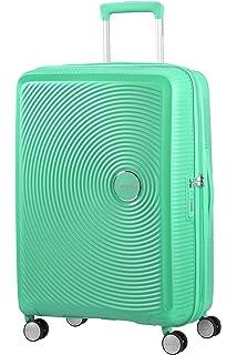 582553a223b2d9 American Tourister Soundbox Spinner Espandibile Bagaglio A Mano, 67 cm,  71,5/