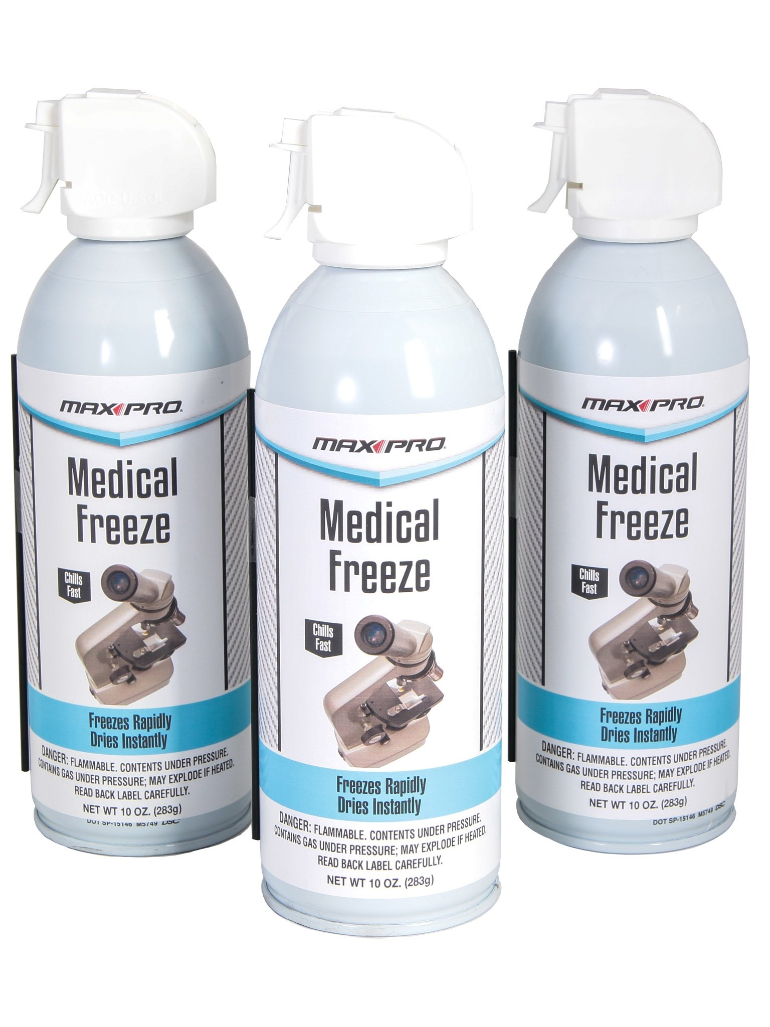 Original Max Pro® Medical Freeze Spray (3) by Promax (Image #1)