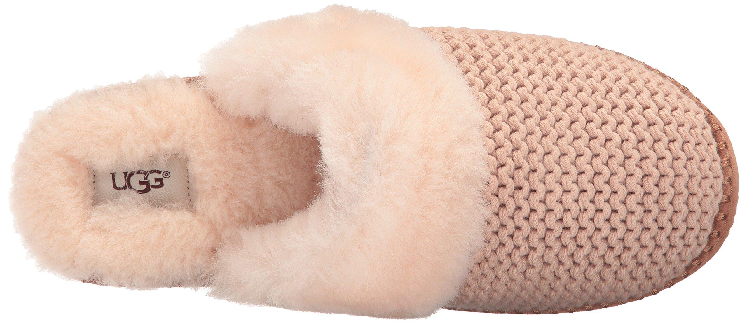 UGG Women's Aira Knit Slip on Slipper,Cream,12 M US by UGG (Image #8)