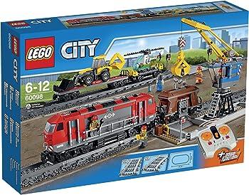 LEGO City Heavy-Haul Train