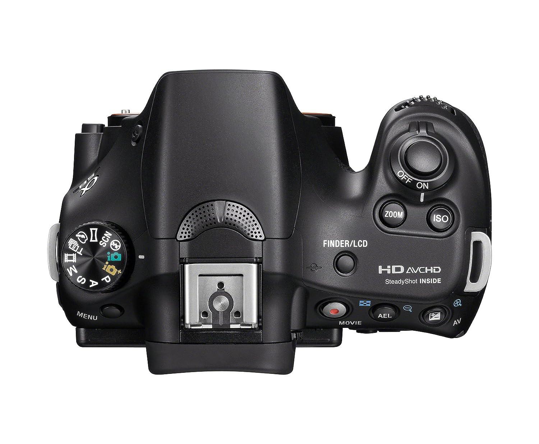 Camera Slt Camera Vs Dslr amazon com sony slt a58k digital slr kit with 18 55mm zoom lens 20 1mp camera 2 7 inch lcd screen black s