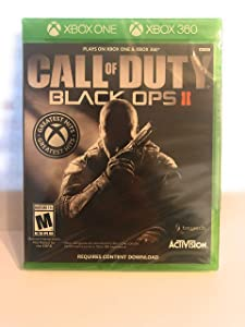 Call of Duty Black Ops II Xbox One & Xbox 360