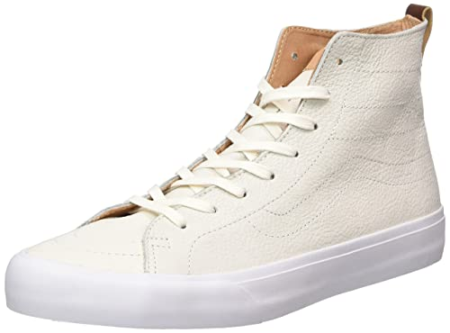 Vans sk8hi DECON ca California collection premium leather winter white tg. 44