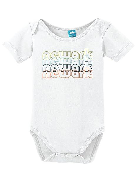 a71f49d12 Amazon.com  Sod Uniforms Newark New Jersey Retro Printed Infant ...