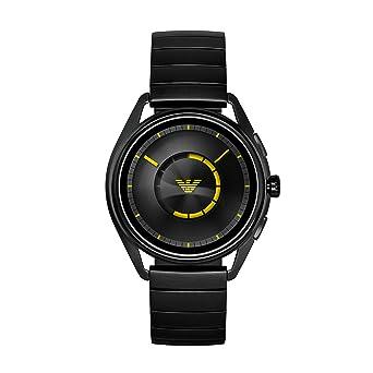 sans précédent prix de gros en présentant Emporio Armani Montre Connectée ART5007
