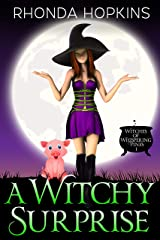 A Witchy Surprise (Witches of Whispering Pines Book 1) Kindle Edition