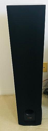 Polk Audio R50 Two-Way Floorstanding Loudspeaker Cherry Finish – Single Speaker