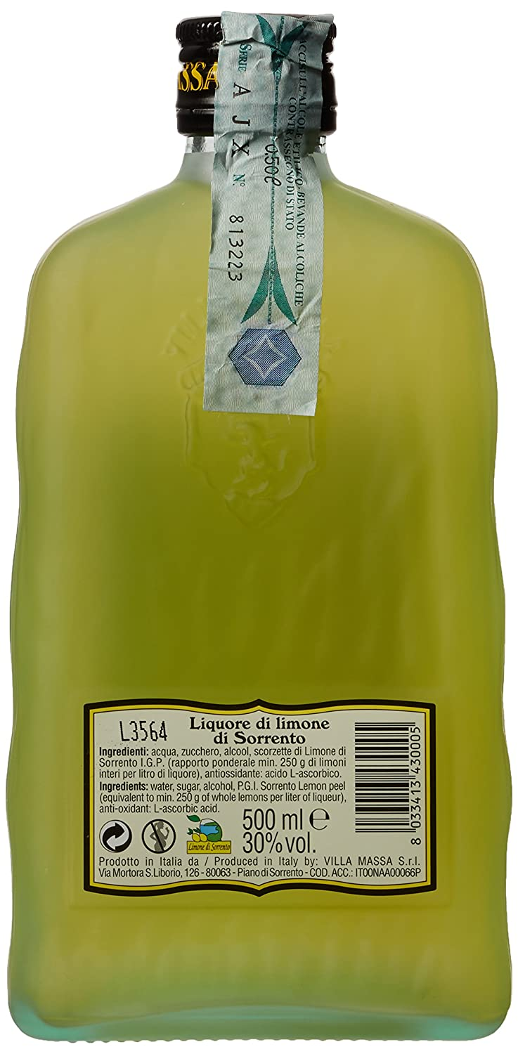 Liquore di limone cocktail dress