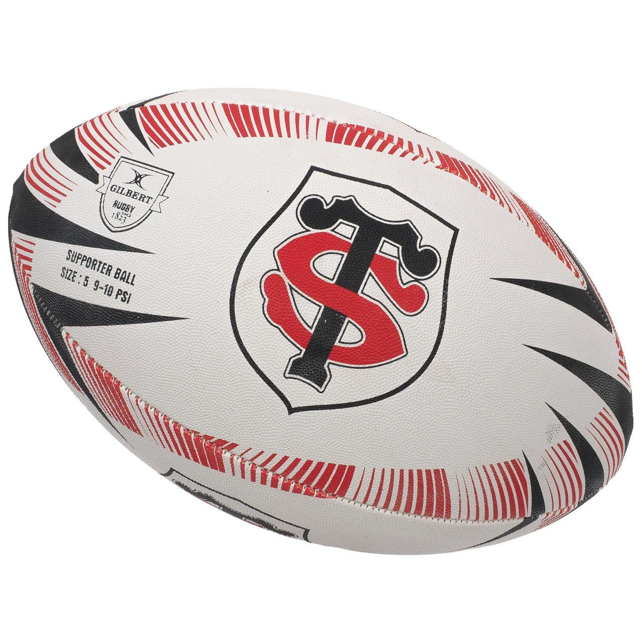 Gilbert Ballon Rugby Stade Toulousain - Supporter - T5 5024686283163