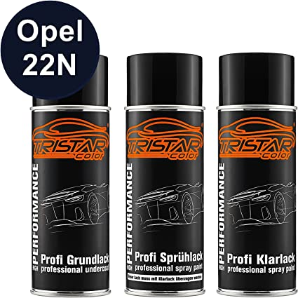 TristarColor Spray Cans Set Opel 22Y