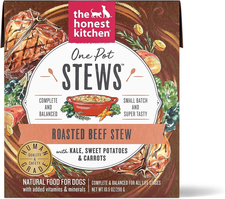 The Honest Kitchen Human Grade Wet Dog Food
