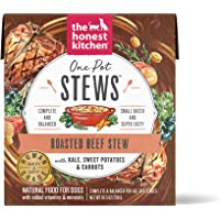 The Honest Kitchen Wet Dog Food - Slow Cooked One Pot Stews (Pack of 6)