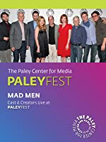 Mad Men: Cast & Creators Live at the Paley Center