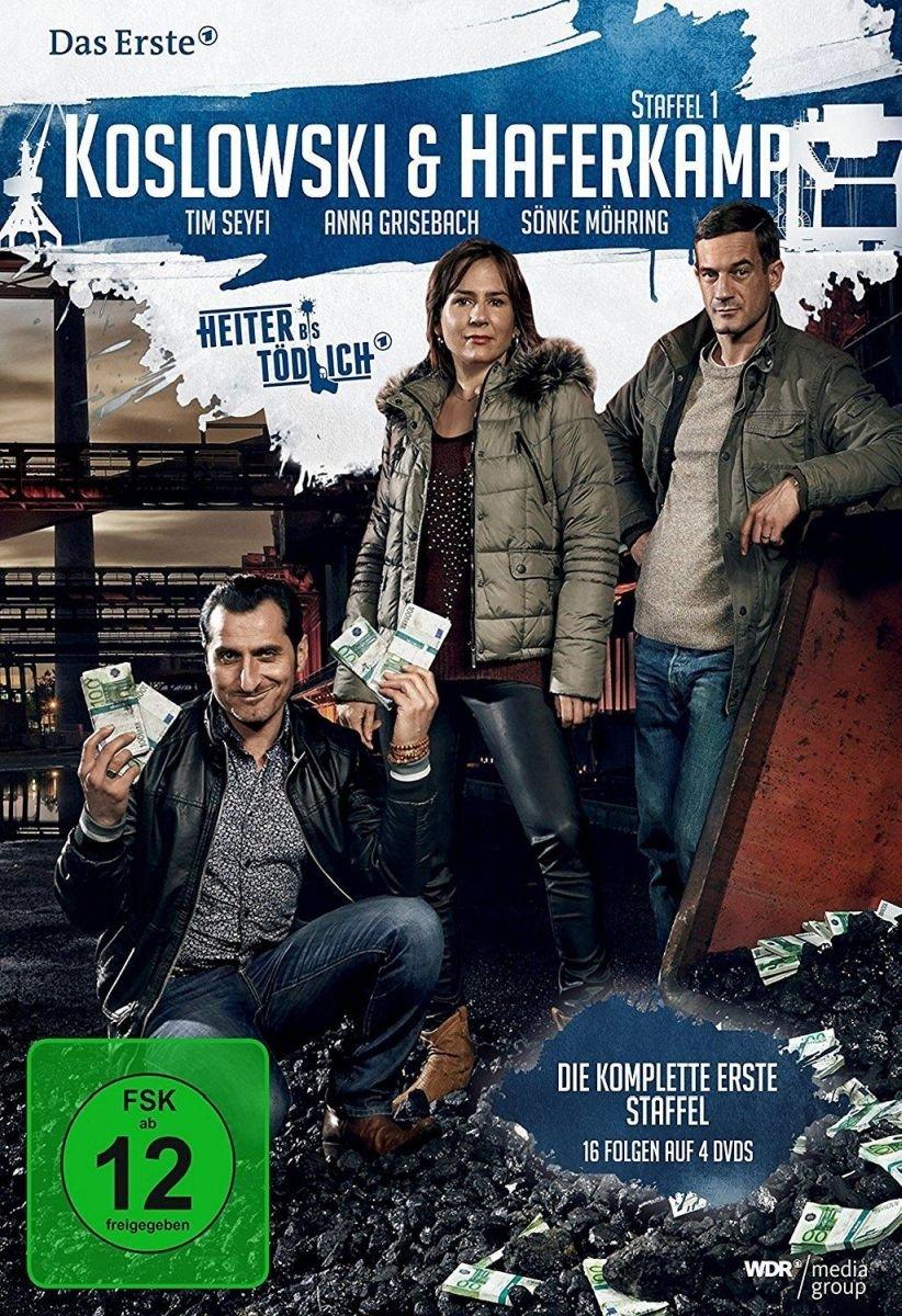 Heiter bis tödlich: Koslowski & Haferkamp 4 DVDs: Amazon.de: Sönke ...