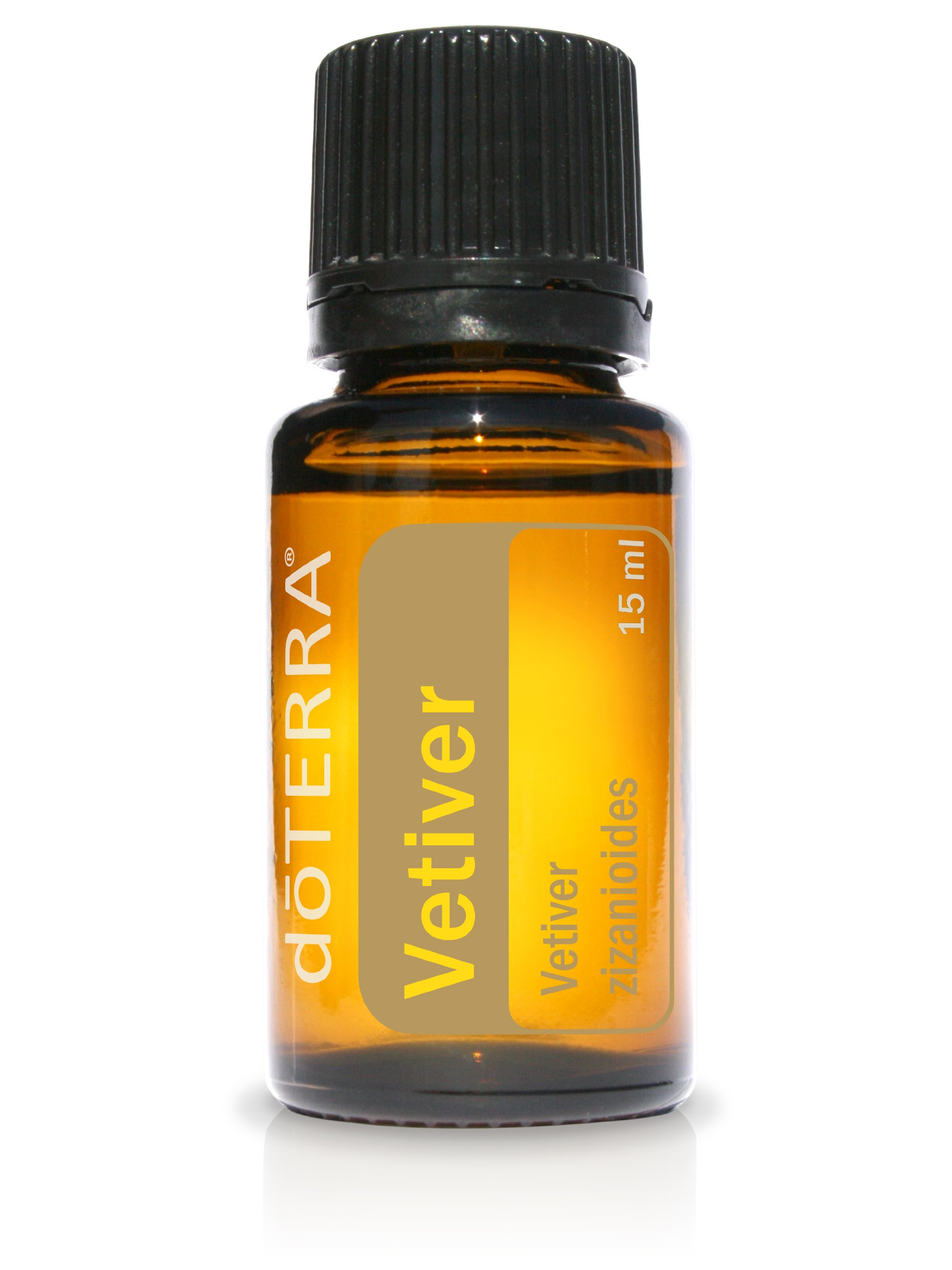 doTERRA Vetiver essential Oil 15 ml by doTERRA