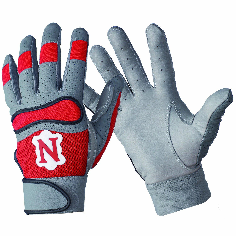 teal batting gloves