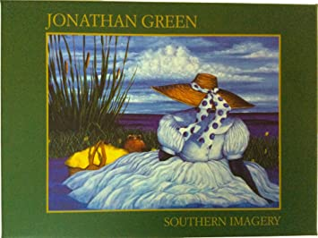 'Southern Imagery' Notecards by Jonathan Green