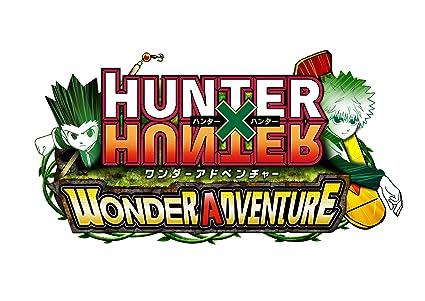 Amazon Com Hunter X Hunter Wonder Adventure Japan Import