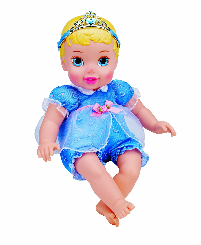 Amazon.com: My First Disney Princess Baby Doll - Cinderella (Style ...