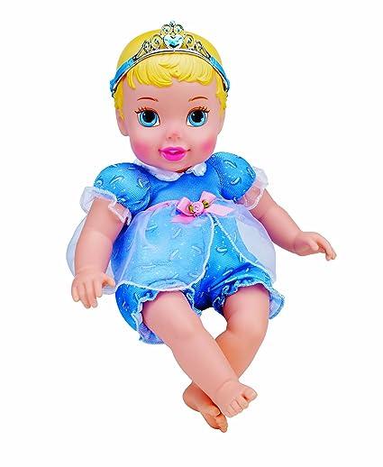 Amazon Com My First Disney Princess Baby Doll Cinderella Style