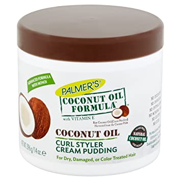 Palmer's Coconut Oil Formula Curl Extend Pudding 396g