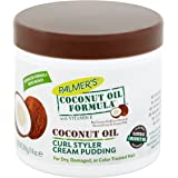 Palmer's Coconut Oil Formula Curl Condition Hair Pudding, 14 Ounce