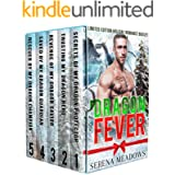Dragon Fever: Limited Edition Holiday Romance Boxset (English Edition)