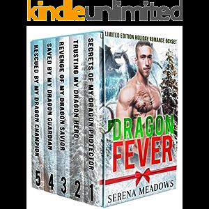 Dragon Fever: Limited Edition Holiday Romance Boxset