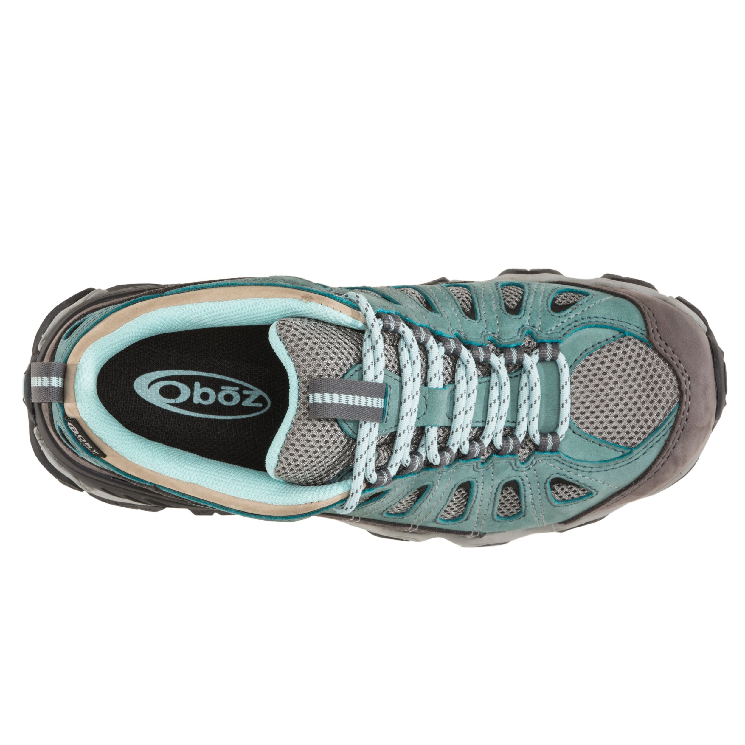Oboz Sawtooth Low BDry Hiking Shoe - Women's Mineral Blue 8 by Oboz (Image #4)