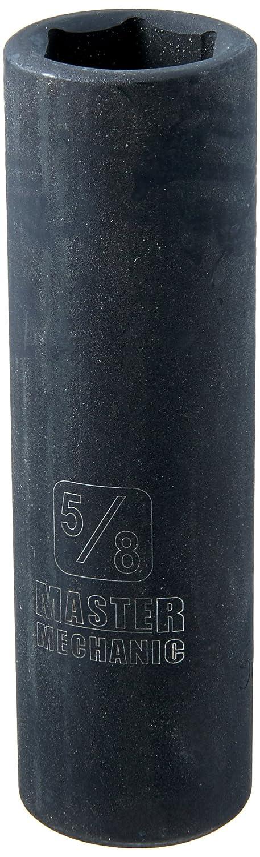 7//16 7//16 Standard Plumbing Supply APEX TOOL GROUP-ASIA 454945 Master Mechanic 1//2 Drive Deep Well Impact Socket