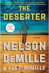 The Deserter: A Novel (Scott Brodie Series) Kindle Edition