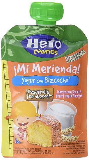 100 g Desayuno Yogur Con Bizcocho - [Pack de 18
