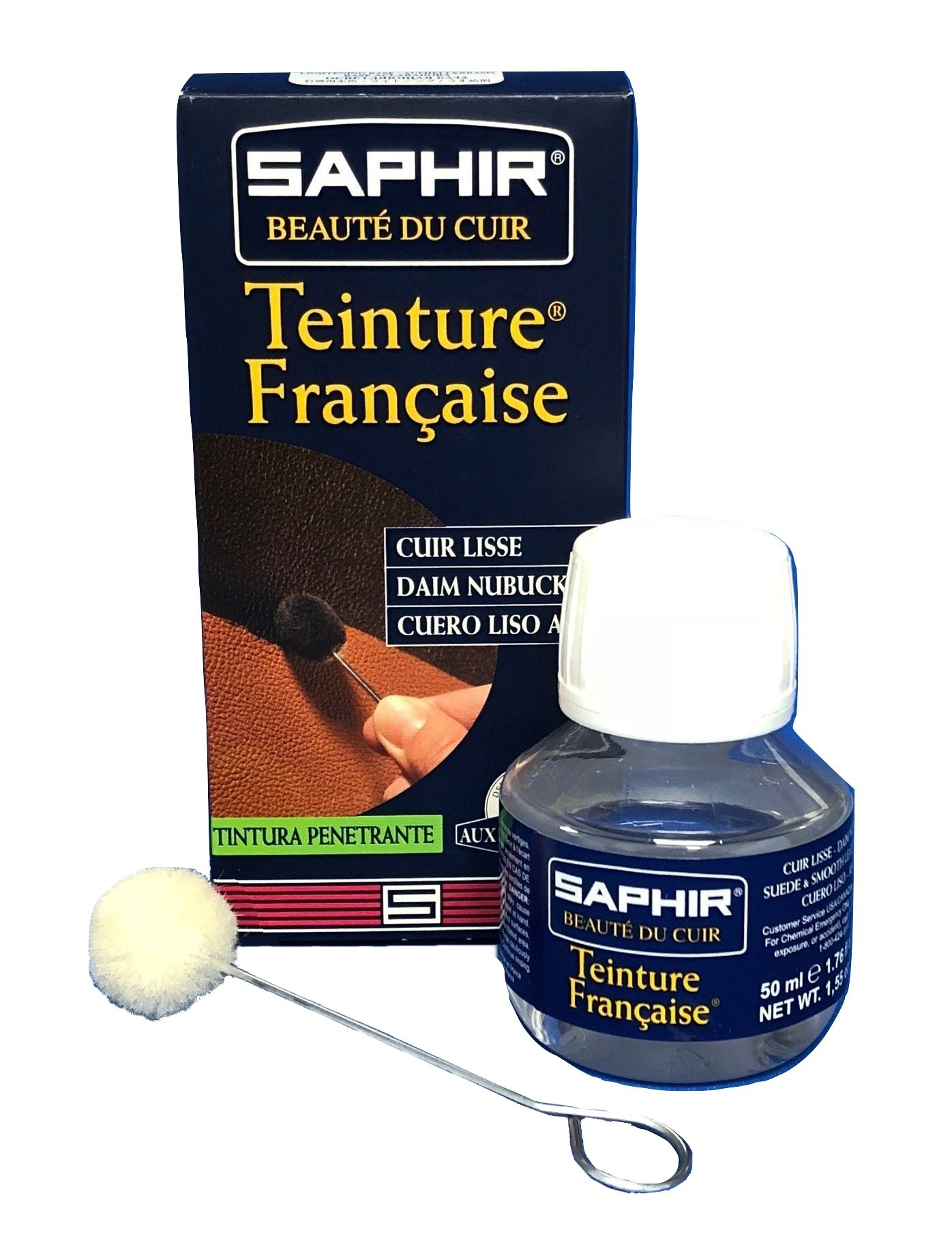 Saphir Teinture Francaise Dye-Lightening Base