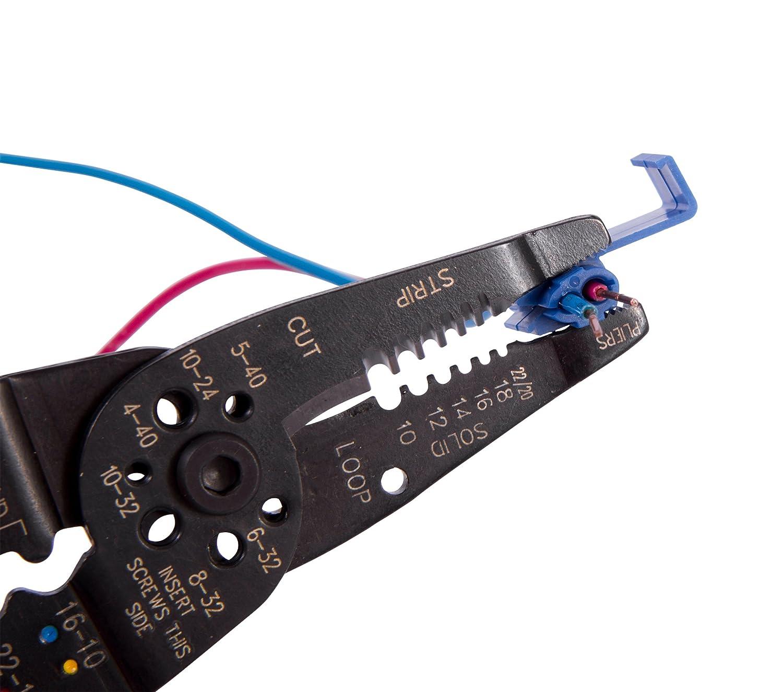 Amazon.com: Gardner Bender 10-100 Tap Splice, 16-14 AWG, Secure Wire ...