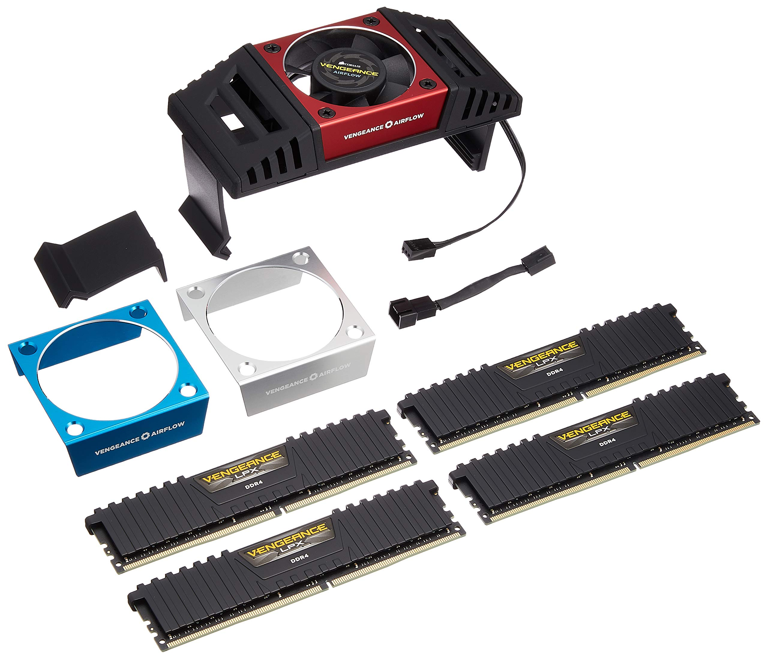 Memoria Corsair Vengeance LPX 64GB 4x16GB DDR4 3733 PC4-2980