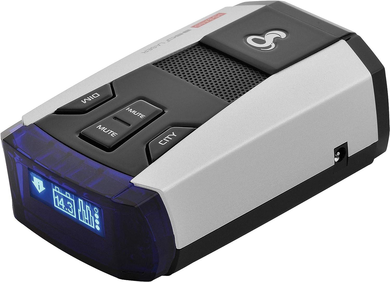 Safety Alert IntelliShield False Signal Rejection Cobra Instant-On Protection SPX6655IVT IVT Filter City//Highway Mode